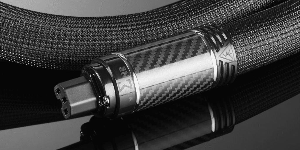 Shunyata Research Sigma NR v2 power cable power cord