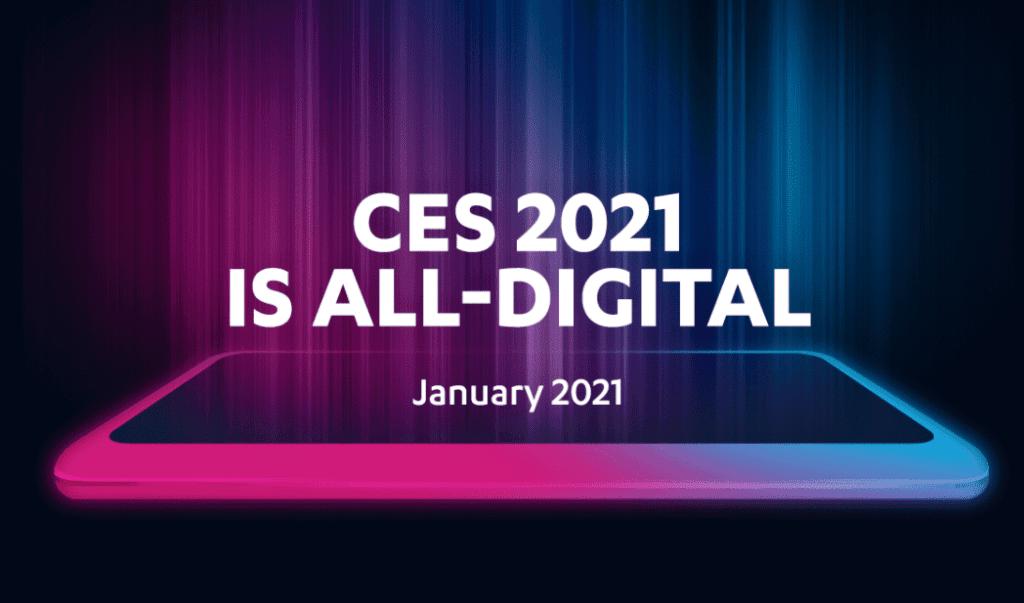 ces 2021 virtual online las vegas